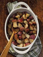 Country barbecue potatoes