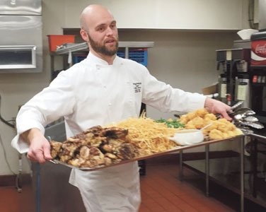 Meet Executive Chef Damien Hinck at the Final Cut Steakhouse Restaurant located at Hollywood Casino in Charles Town, West Virginia for a great Father's Day meal.