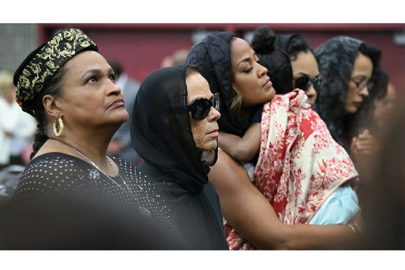The world watched as the life of boxing champion Muhammad Ali was celebrated last week in his hometown of Louisville, ...