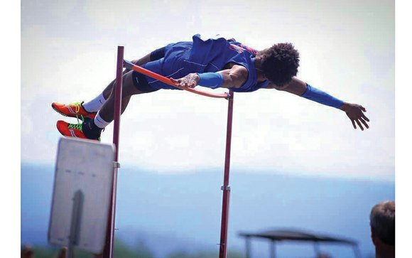 Before Kequan Henley ever took off as a high-flying state champion in the high jump, the tall and springy Armstrong ...