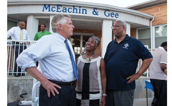 """Richmond's next congressman will either be Democrat A. Donald McEachin or Republican Michael L. """"Mike"""" Wade. As expected, both men ..."""