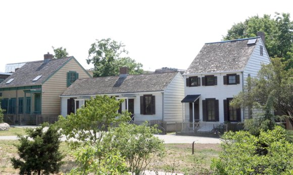 The Weeksville Heritage Center in Brooklyn, the site of one of America's first free Black communities, has made several budget ...