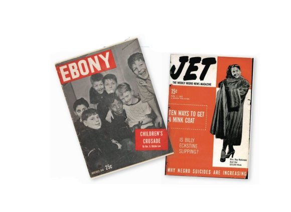 Johnson Publishing Co. of Chicago has sold Ebony and JET magazines for an undisclosed price to Clear View Group LLC, ...