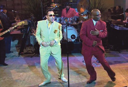 Shortly after receiving the devastating news of his mentor Prince's death, Morris Day stood speechless.