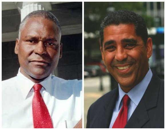 Adriano Espaillat claims victory to succeed longtime Harlem Congressman Charlie Rangel to represent the 13th congressional district while Keith Wright ...