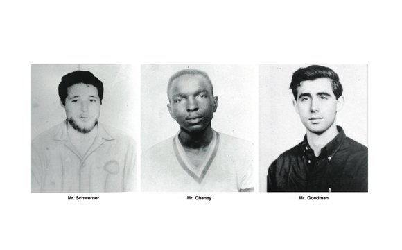 "JACKSON, MISS. One day short of the 52nd anniversary of the disappearance of three civil rights workers' during Mississippi's ""Freedom ..."