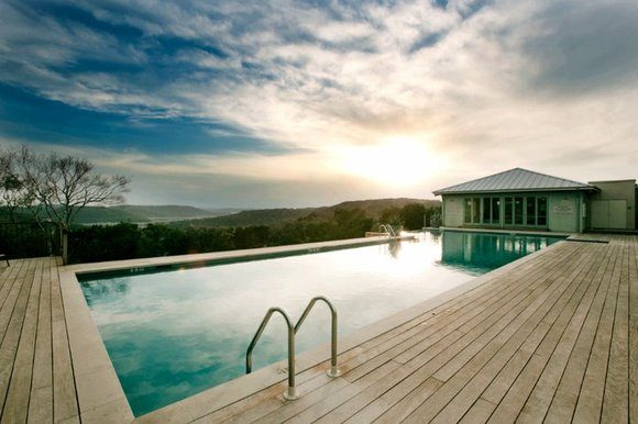 The Travaasa Experiential Resort, a luxury spa resort nestled deep in the Texas Hill Country and about half an hour ...