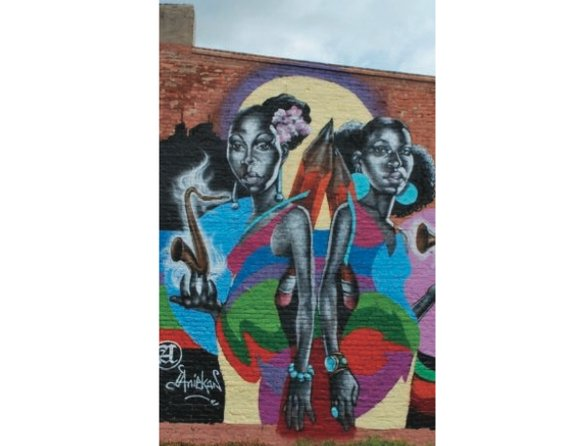 Richmond is about to get more murals. Beginning next week, at least 10 muralists from across the world will paint ...
