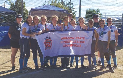 Congratulations to the Beaumont Junior Girls Softball Team from northeast Portland who has won a state champion for a second ...