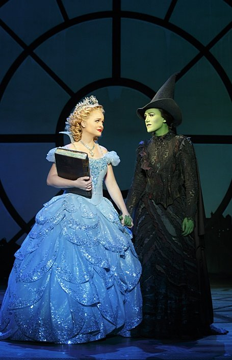 Wicked whisked it's magic for Houston audiences opening night last week and it was the kind of production that brought ...