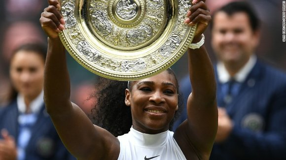 This time, Serena Williams wouldn't be denied.