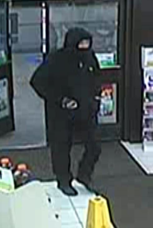 New Lenox police are asking for help in identifying the suspect who robbed the convenience store on Laraway Road.