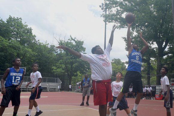 For six decades and counting, Each One Teach One has been a staple of summer youth basketball in New York ...