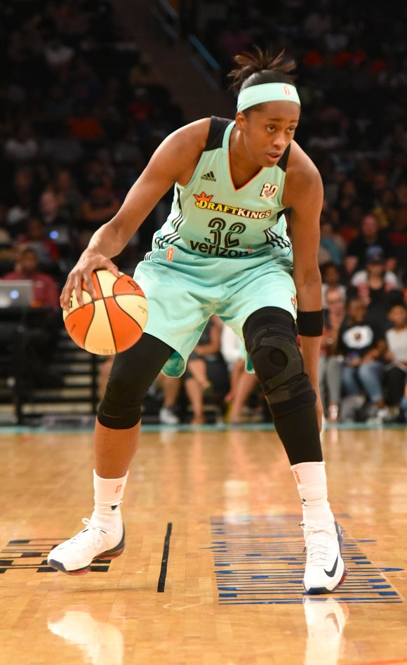 As the WNBA heads into its Olympic break, the New York Liberty continue to dominate the Eastern Conference. Sunday afternoon, ...