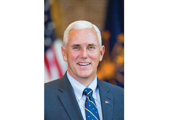 Indiana Gov. Mike Pence will be Republican presidential candidate Donald Trump's running mate. Mr. Trump made it official July 15 ...
