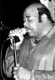 """Adopted Baltimore blues singer """"Big Jesse"""" Yawn, passed away in Florida on Tuesday, July 5, 2016 from complicated health issue. Jesse was 79 years old. Condolences to his family and the Baltimore Blues Society."""