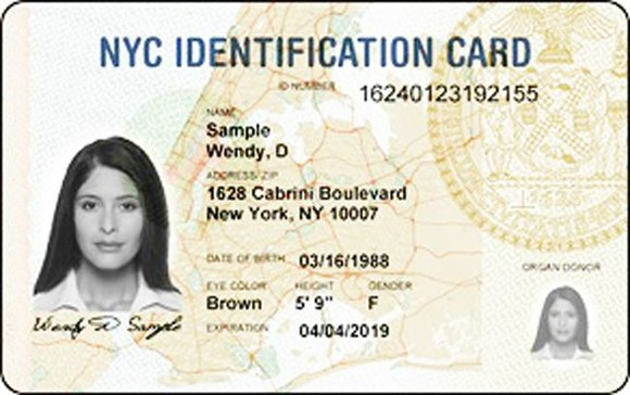 Last year I went and got a New York City ID card, commonly referred to as IDNYC, the free identification ...