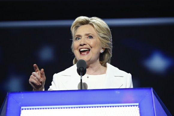 On paper, Pennsylvania and its 20 electoral votes look like a slam-dunk for Hillary Clinton