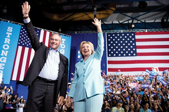 He has been Richmond's mayor, Virginia's governor and a U.S. senator. Now Sen. Timothy Michael Kaine — whom everyone calls ...