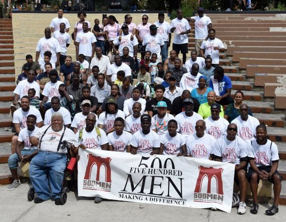 Saturday Aug. 6, 2016, the 500 Men Making a Difference is going to host their seventh annual Men's Day.