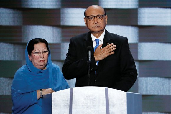 When Donald Trump disparaged the parents of fallen Army Capt. Humayun Khan, he didn't just pick a fight with the ...