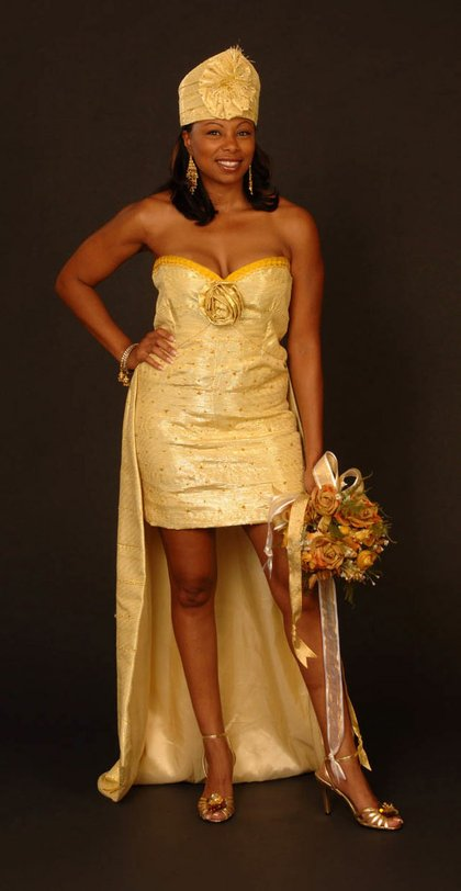 Make your bridal gown as unique as you are with TeKay Designs