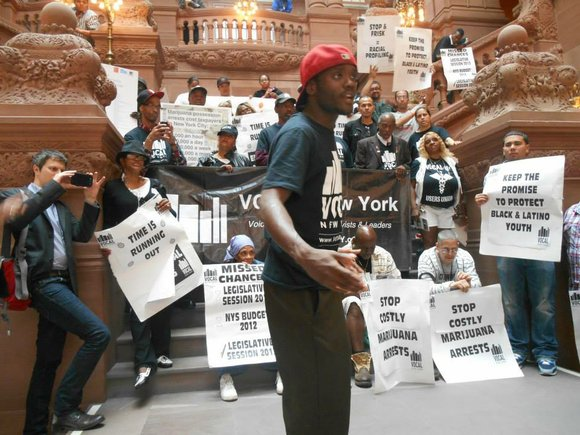 A recent analysis of statistics from the New York State Division of Criminal Justice Services by police reform advocacy group ...