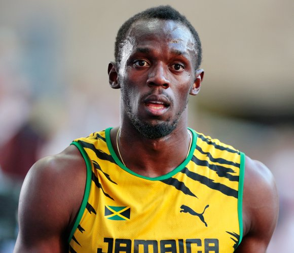 It's become the sporting spectacle of the 21st century -- Usain Bolt arrives at an Olympic Games and walks away ...