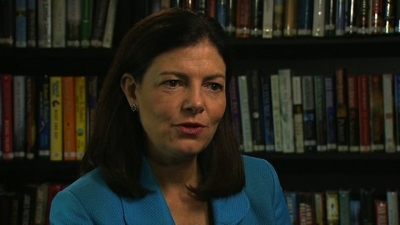 Sen. Kelly Ayotte has often found herself in a familiar spot with Donald Trump: Keeping her distance.