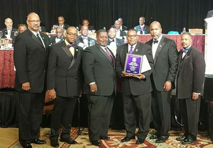 At the 80th Grand Conclave of the Omega Psi Phi Fraternity, Inc., which was held July 21- 28, 2016 in ...