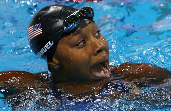 It has taken 31 Olympiads and 120 years, but finally an African-American woman has won an individual gold medal in ...