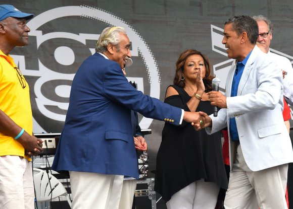 "Congressman Charles B. Rangel is universally known as the ""Lion of Lenox Avenue,"" but the roar heard during a Harlem ..."