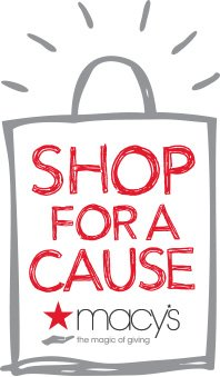 Macy's invites customers to participate in its 11th annual national Shop For A Cause charity event beginning on Friday, Aug. ...
