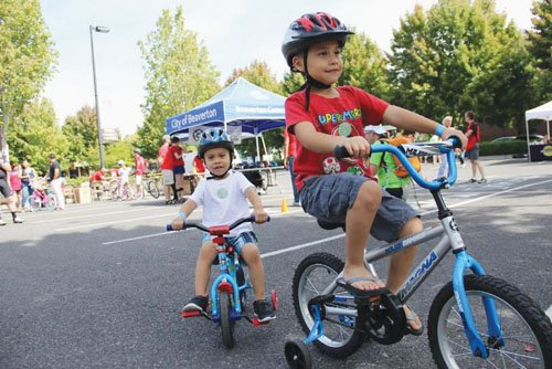 Kids can put safety first as they make plans to return to school by attending Beaverton's annual Bike Beaverton event.