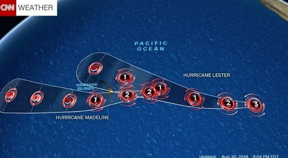 As we approach the statistical peak of hurricane season in early September, multiple tropical storm systems are threatening the southeastern ...