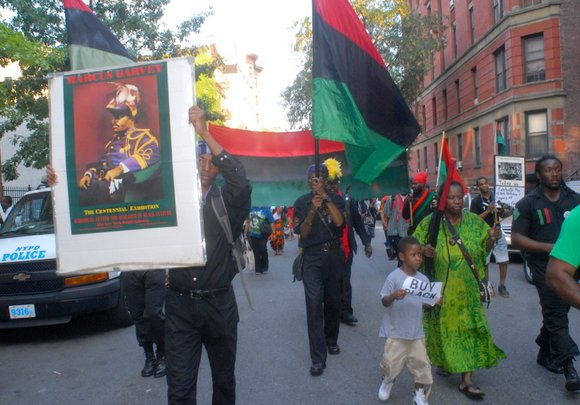 This past Aug. 17., Dr. Julius Garvey led a campaign to have his famous father's name cleared for an unjust ...