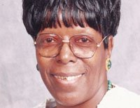 Beloved Portland Pastor Mary Overstreet-Smith died Aug. 30 after a long illness at the age of 78.