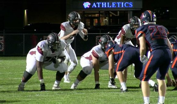 Plainfield North's offense wasn't enough to overcome Oswego as the Panthers improve their record to 2-0.