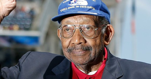 Before marching with Dr. King in Selma in 1965, Dabney Montgomery was a ground crewman for the famed Tuskegee Airmen ...
