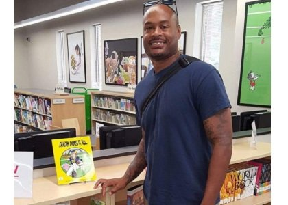 Tavon Mason, a former National Football League wide receiver for the New York Jets hung up his cleats and embraced ...