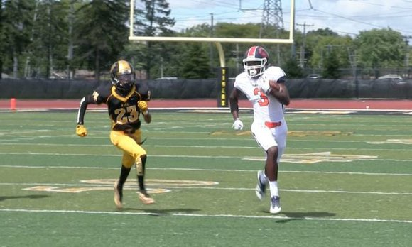 Joliet West lost Saturday to Oswego but the team's coach said that despite that the team is headed in the ...