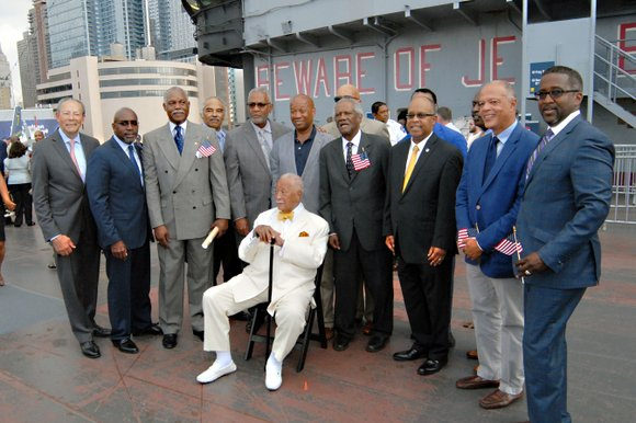 Famed Tuskegee Airman and educator Dr. Roscoe C. Brown Jr. made it abundantly clear that when he died, there were ...