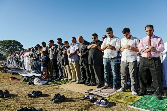 Muslims around the world — and in Metro Richmond — are celebrating the holiday Eid al-Adha this week. It is ...