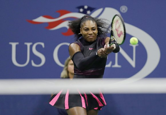 Serena Williams won her 308th Grand Slam match, surpassing Roger Federer with more victories in Grand Slam matches than anyone ...