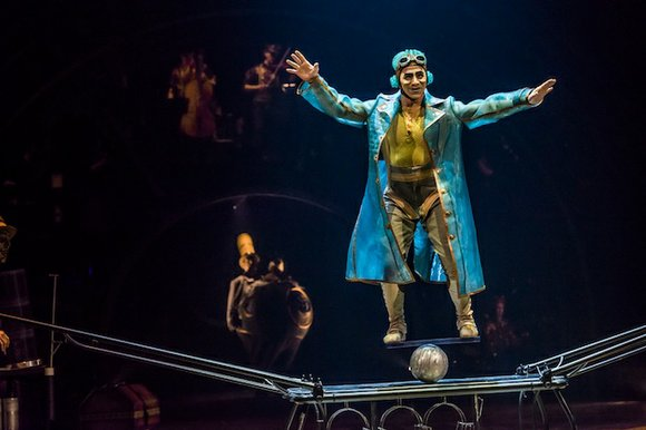 Cirque du Soleil returns to Houston in 2017 with its most acclaimed touring show, KURIOS – Cabinet of Curiosities™. KURIOS ...