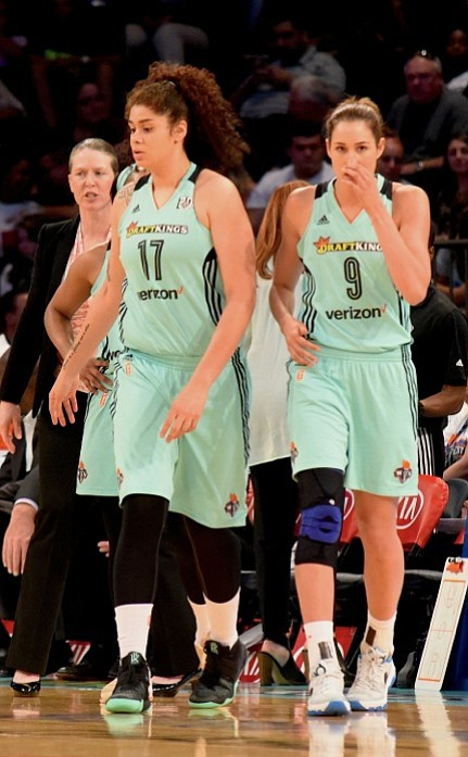 It's been a rough stretch for the New York Liberty since WNBA play resumed after the Olympic break. Despite being ...
