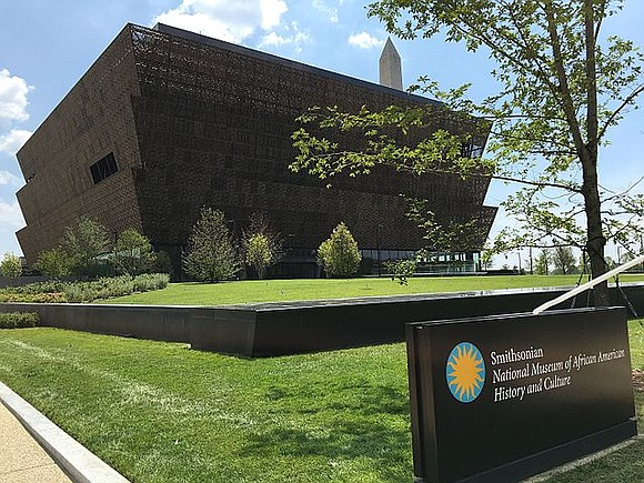 A noose was found at the National Museum of African-American History and Culture in Washington, DC on Wednesday, the museum ...