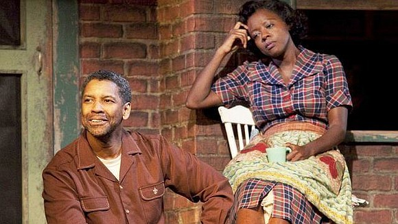 """It's a little early to be making Oscar predictions, but if the first trailer for """"Fences"""" is any indication, expect ..."""