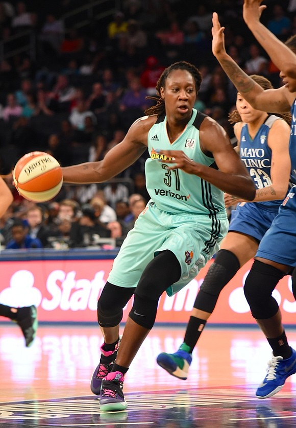 The WNBA debuted a new playoff format this year, with the first two rounds being single-game, one-and-done affairs. The New ...