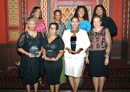 The Baltimore Times held its 2016 Positive People Awards reception at the Grand on Thursday, September 22, 2016. The theme ...